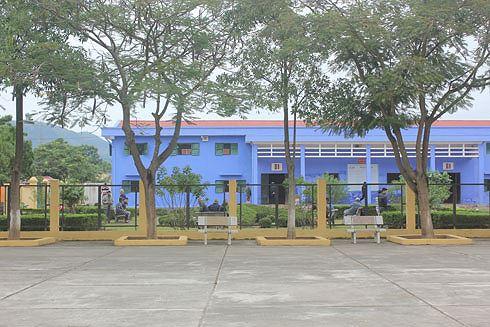Trại giam Hoàng Tiến (Hải Dương) - nơi phạm nhân Lê Văn H. đang cải tạo