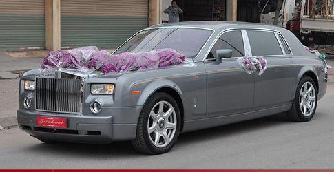... và cả Roll-Royce Phantom…