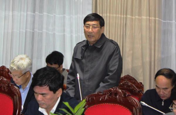 Ông Nguyễn Văn Thọ, Giám đốc Sở Xây dựng đề nghị thành phố cần số hóa các quy hoạch