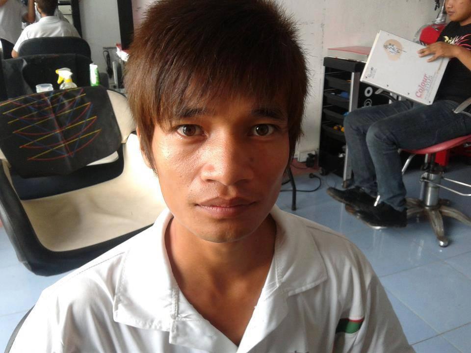 Lệ Rơi đã bị nhận nhầm là hình ảnh chàng trai Thái trước khi PTTM