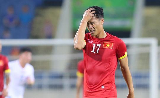 Chàng cầu thủ sinh ra ở Chí Linh, Hải Dương- Ảnh Nld.com.vn