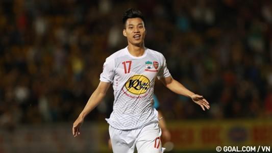 Vũ Văn Thanh trước đó cũng là một trong những gương mặt sáng giá bậc nhất đất Hải Dương- Ảnh Goal.com