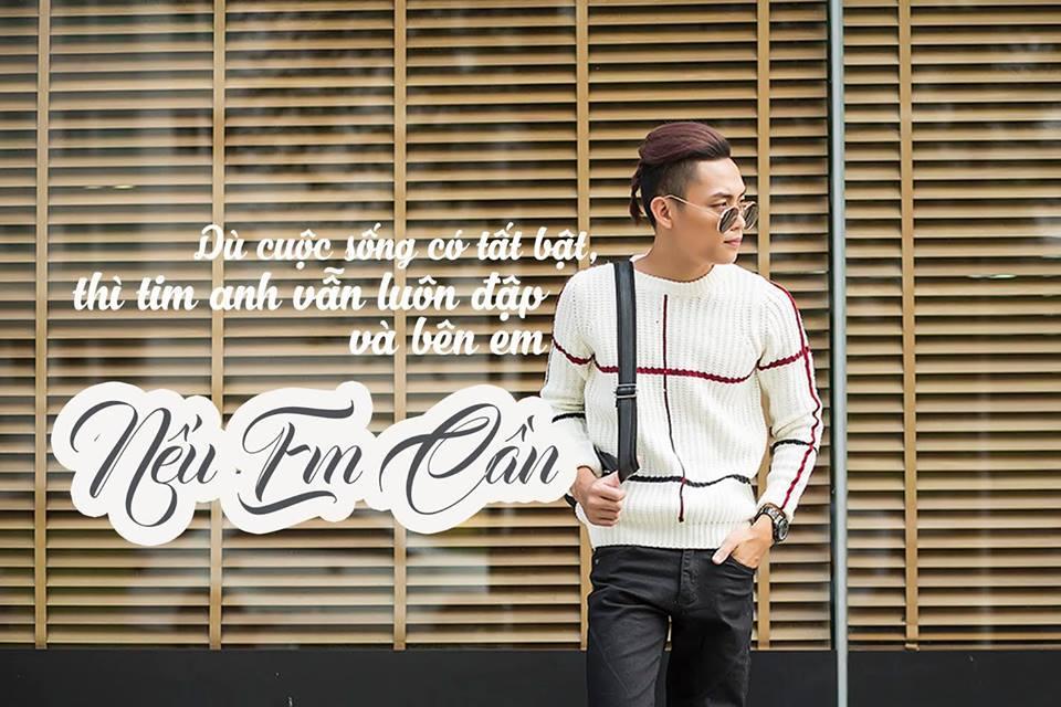Á quân Vietnam Idol năm 2016 - Phạm Việt Thắng.