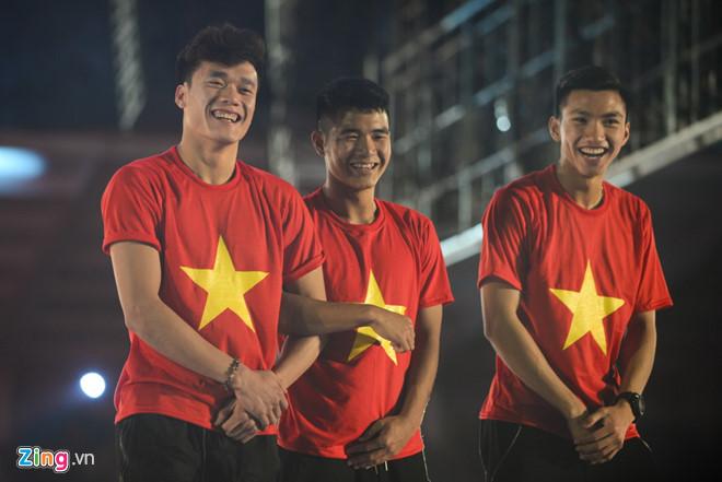 VFF sắp nhận đủ 42,8 tỷ đồng tiền thưởng cho U23 Việt Nam. Ảnh: Tùng Tin.