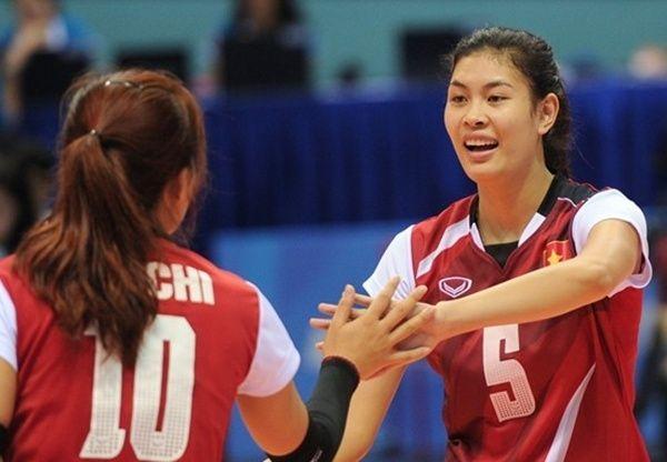 Lê Thị Hồng quyết định chia tay bóng chuyền nữ Hải Dương.