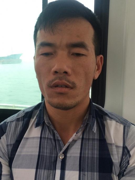 Đối tượng bị truy nã Nguyễn Văn Hải. ẢNH: CQCA CUNG CẤP