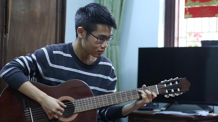 Đinh Quang Hiếu. Ảnh: Thanh Hùng