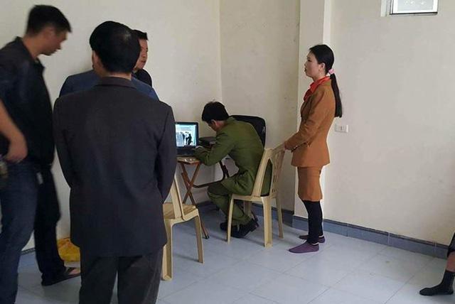 Một điểm nhóm Hội Đức thánh Chúa Trời ở Thái Bình bị phát hiện giải tán. Ảnh: L.S