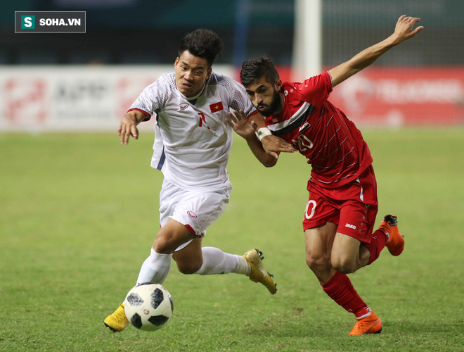 Văn Thanh liên tục cày ải trong màu áo CLB lẫn U23 và ĐTQG suốt thời gian qua.