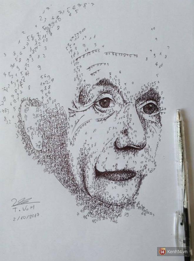 Một Einstein từ các con số