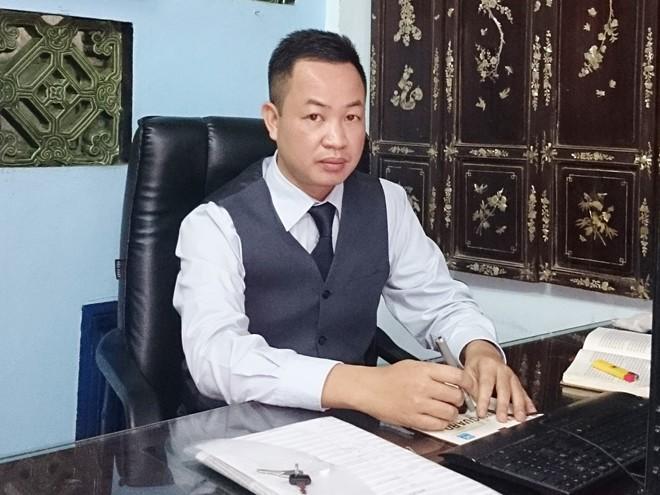 Luật sư Trần Anh Thơm - Đoàn luật sư thành phố Hà Nội
