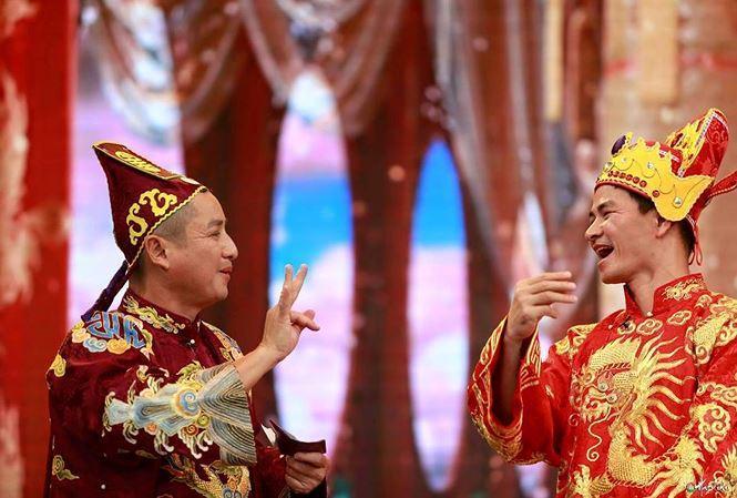 NSƯT Chí Trung ghi dấu ấn với vai Táo Giao thông.