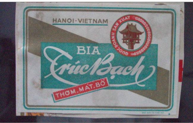Đây là những thương hiệu mãi tồn tại trong lòng người Việt - Bia Trúc Bạch