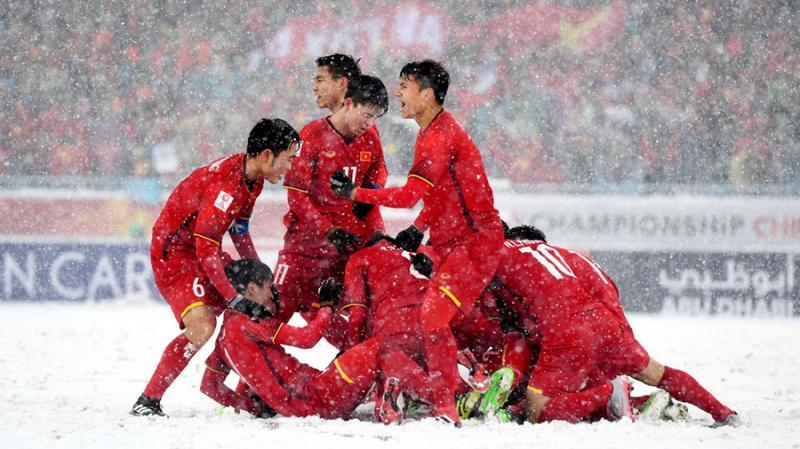 Bóng đá Việt Nam trở thành cảm hứng mới cho Đông Nam Á