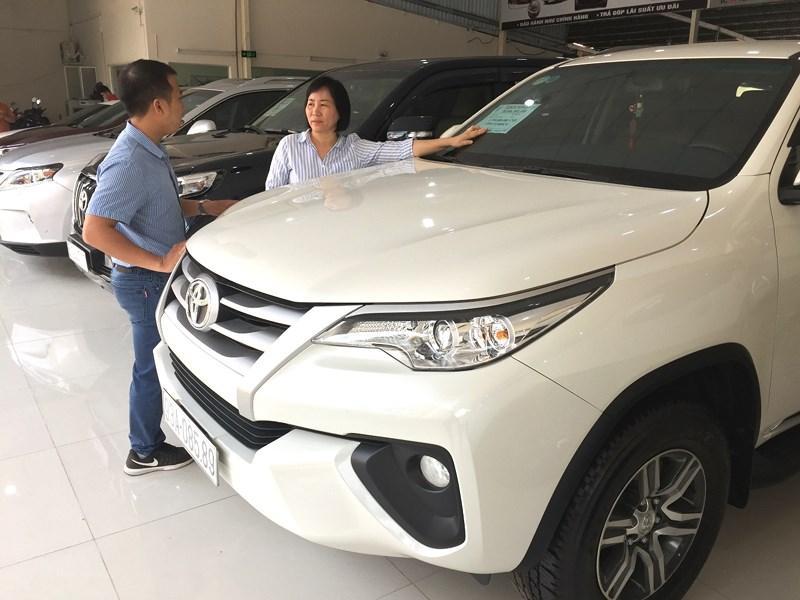 Nhiều hàng xe đã và đang nhanh chóng hoàn thiện thủ tục theo quy định Nghị định 116 của Việt Nam để nhập khẩu về Việt Nam.
