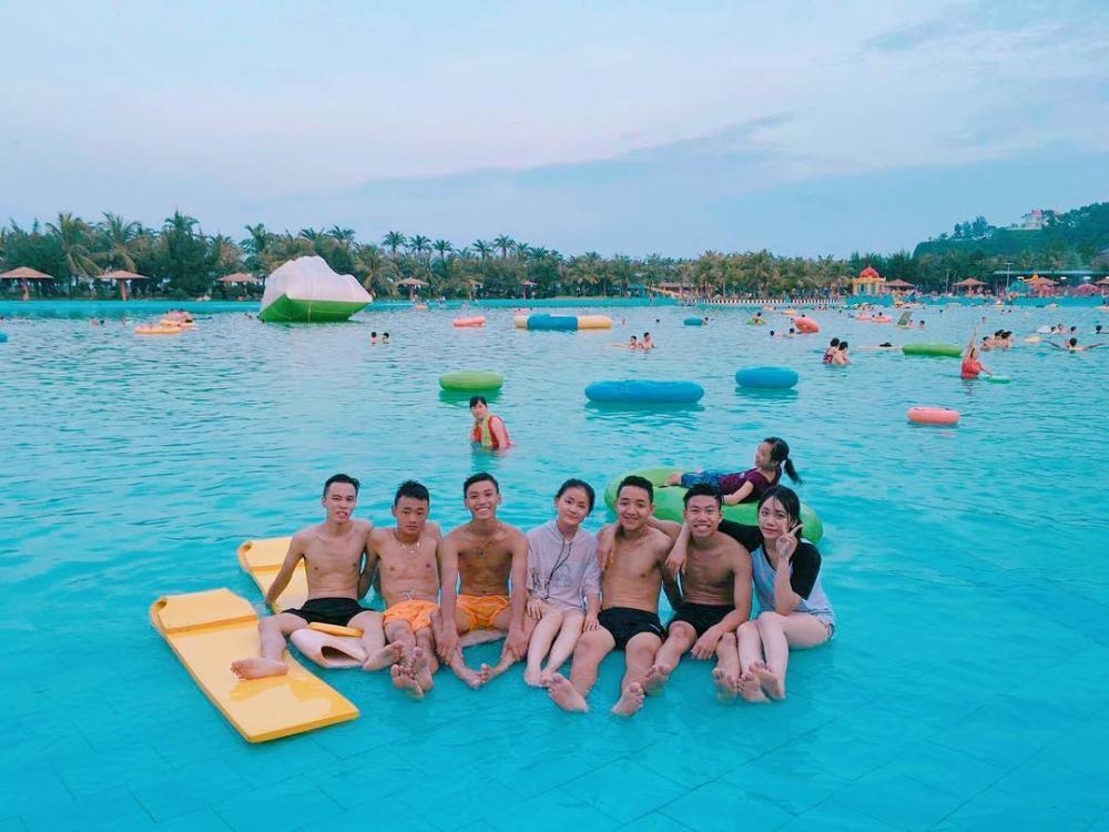 Đem lại không gian nghỉ dưỡng tuyệt vời cho du khách. (Ảnh: @phuong.thu.2203)