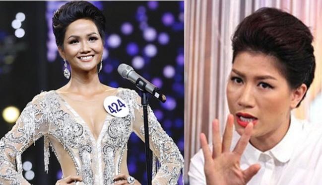 Hoa hậu Hoàn vũ Việt Nam 2017 khoe mình vẫn còn trinh sau phát ngôn sốc của Trang Trần.