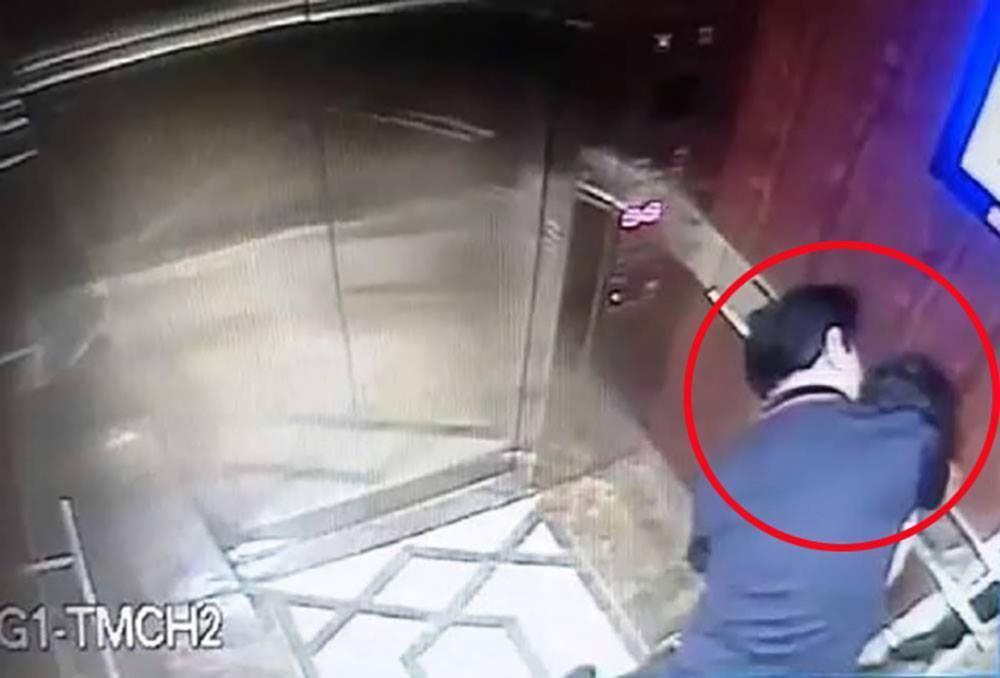 Hành vi của ông Nguyễn Hữu Linh đối với bé gái bị camera an ninh trong thang máy ghi lại