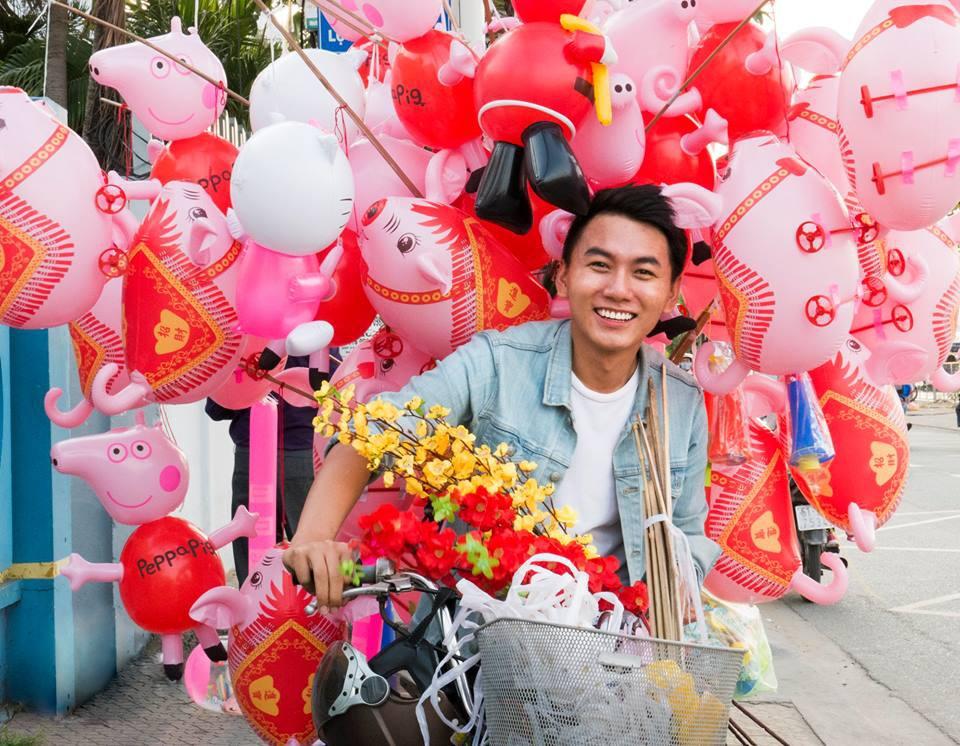 Khoai Lang Thang là travel blogger khá nổi tiếng