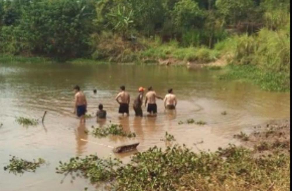 Hồ thủy lợi, nơi 3 bà cháu bị ch.ết đuối