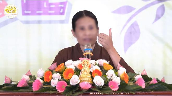 Bà Phạm Thị Yến được nhiều người gọi là