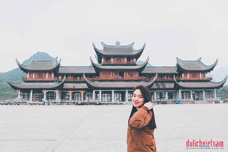 Chùa Tam Chúc đang trong quá trình hoàn thiện nhiều hạng mục công trình để trở thành điểm đăng cai Đại lễ Vesak Liên Hợp Quốc 2019 sẽ diễn ra từ ngày 12 - 14/5/2019