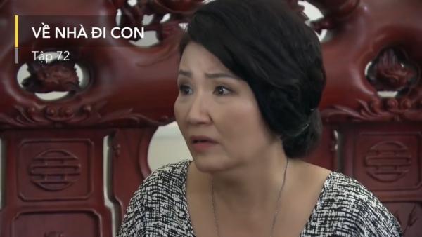 Bà Giang không chấp nhận quyết định của hai con
