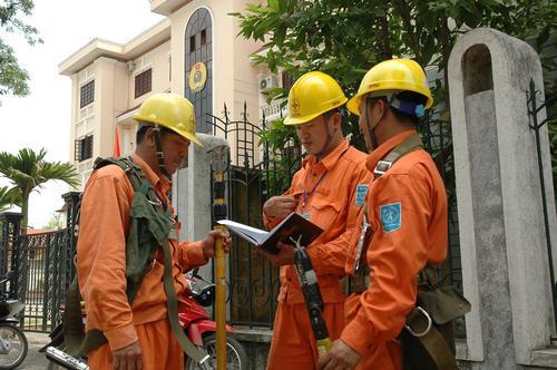 Ngành điện lực được tự tăng giảm tiền điện theo quy định của Chính phủ.