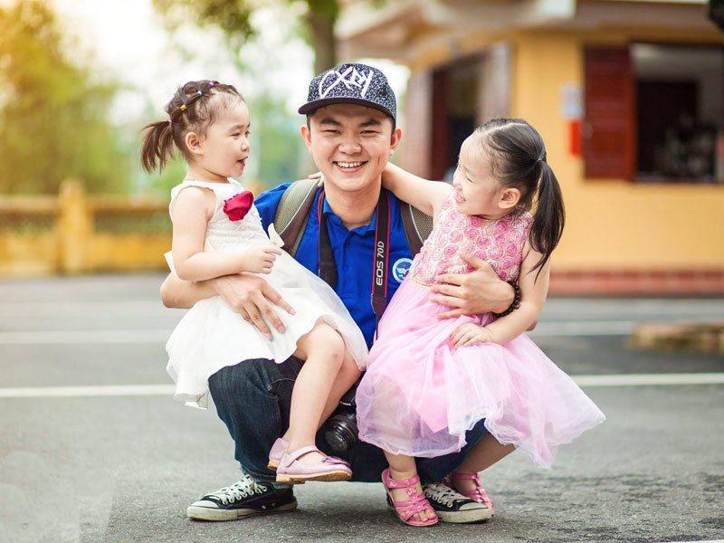 Nguyễn Minh Tuấn chàng nhiếp ảnh điển trai có thể kiếm mỗi tháng 40 triệu.