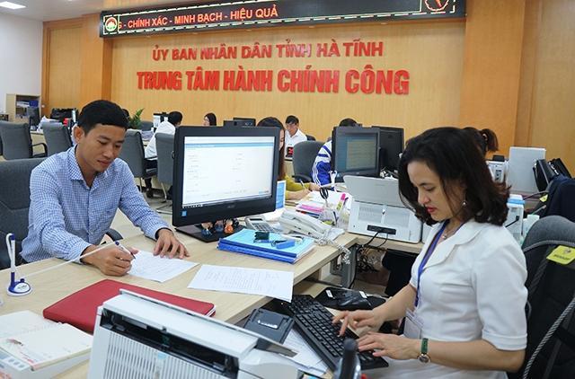 Trung tâm Hành chính công Hà Tĩnh mang lại nhiều tiện ích cho người dân và doanh nghiệp.