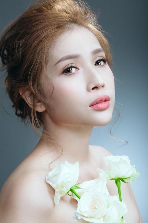 Nữ diễn viên Khả Như.