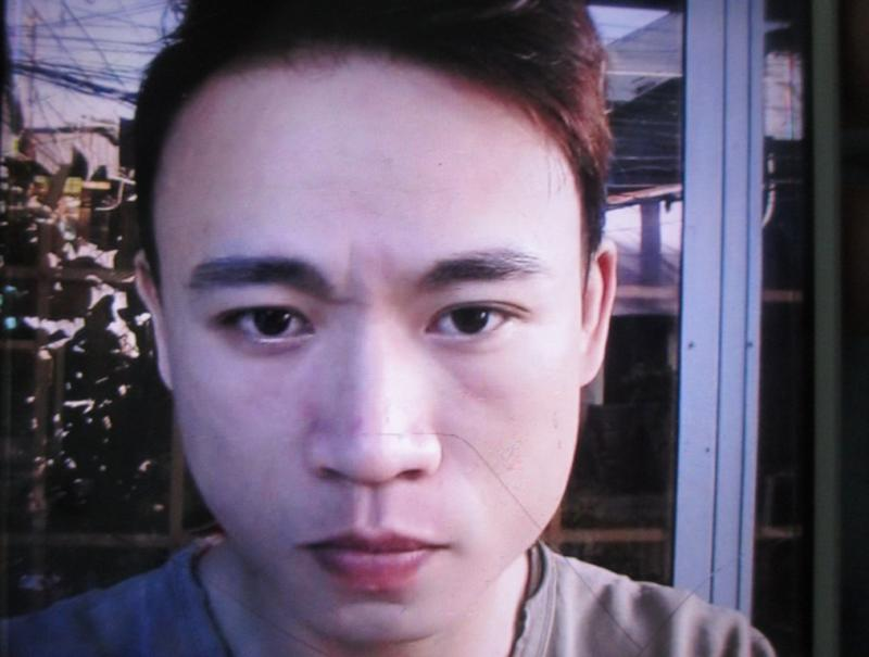 Gã chồng cuồng ghen Trương Hoàng Hải.