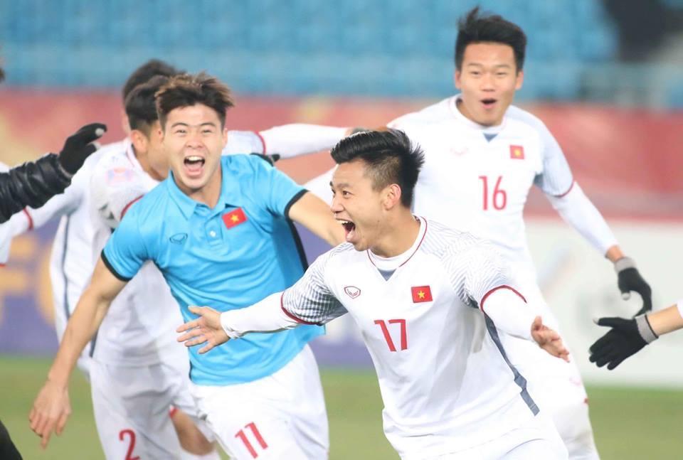 Số tiền thưởng nóng với U23 Việt Nam tăng lên từng ngày