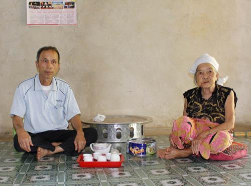 Cụ Hà Thị Cươm