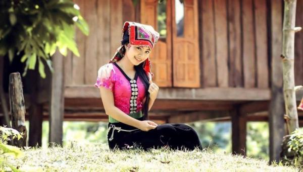 Trang phục truyền thống dân tộc Thái