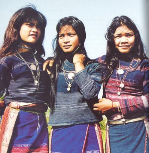 Trang phục Ba Na thường ngày
