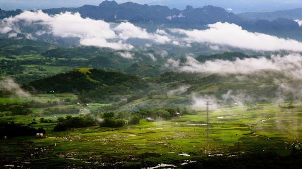 Sương mù dày đặc