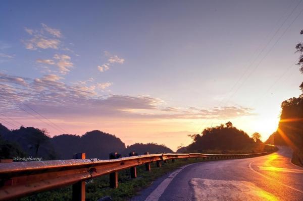 Thời tiết ở Thung Khe rất dễ chịu và có sự thay đổi rõ rệt trong ngày. (Nguồn: tripnow.vn)
