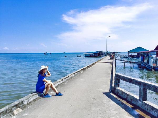 Đảo Phú Quốc - một điểm du lịch hấp dẫn vào tháng 10 này. (Ảnh: zing.vn)