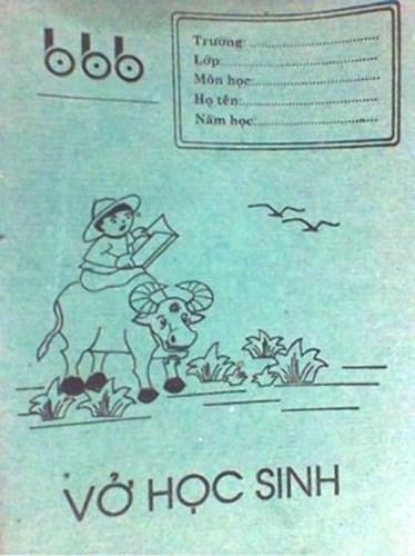Những tập giấy vở học sinh Bãi Bằng từng làm bạn với nhiều thế hệ người Việt, nhất là thế hệ 7X, 8X.