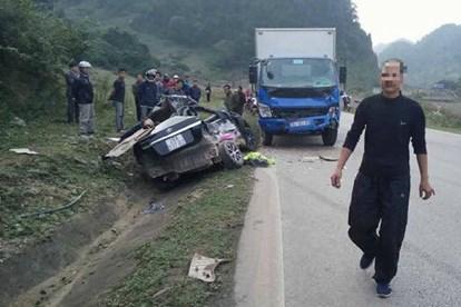 Vụ tai nạn nghiêm trọng xảy ra ở Hòa Bình