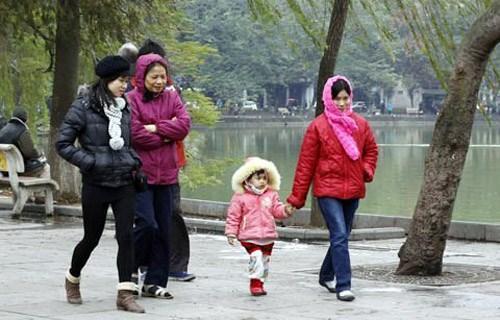 Dự báo thời tiết 26/11: Miền Bắc ấm dần lên