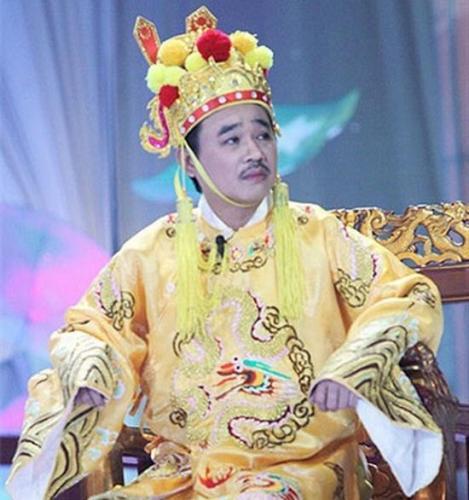 NSƯT Quốc Khánh và vai diễn Ngọc Hoàng đã trở nên quen thuộc với khán giả.