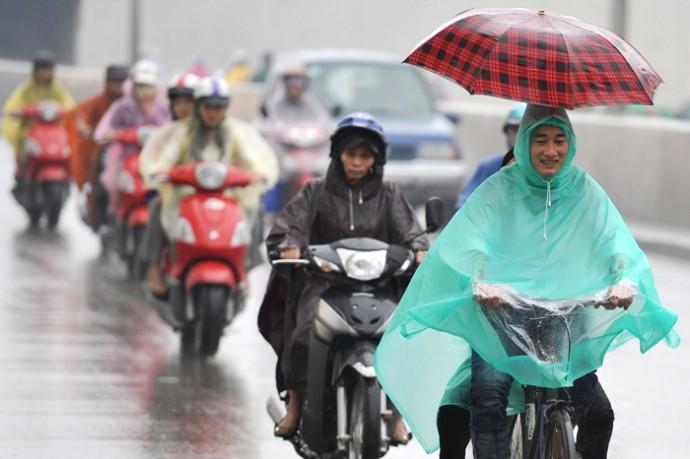 Ngày mai Bắc Bộ chuyển mưa rét - Ảnh minh họa