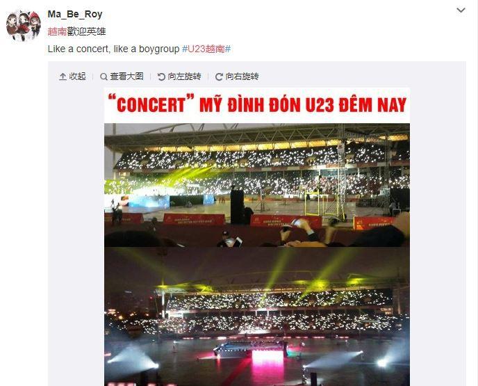 Chà chà, dường như đây là một cô nàng fangirl Việt Nam rồi. Và quả thật, sự kiện này được chào đón không khác gì một concert với các thành viên vừa đẹp trai lại vừa tài năng.