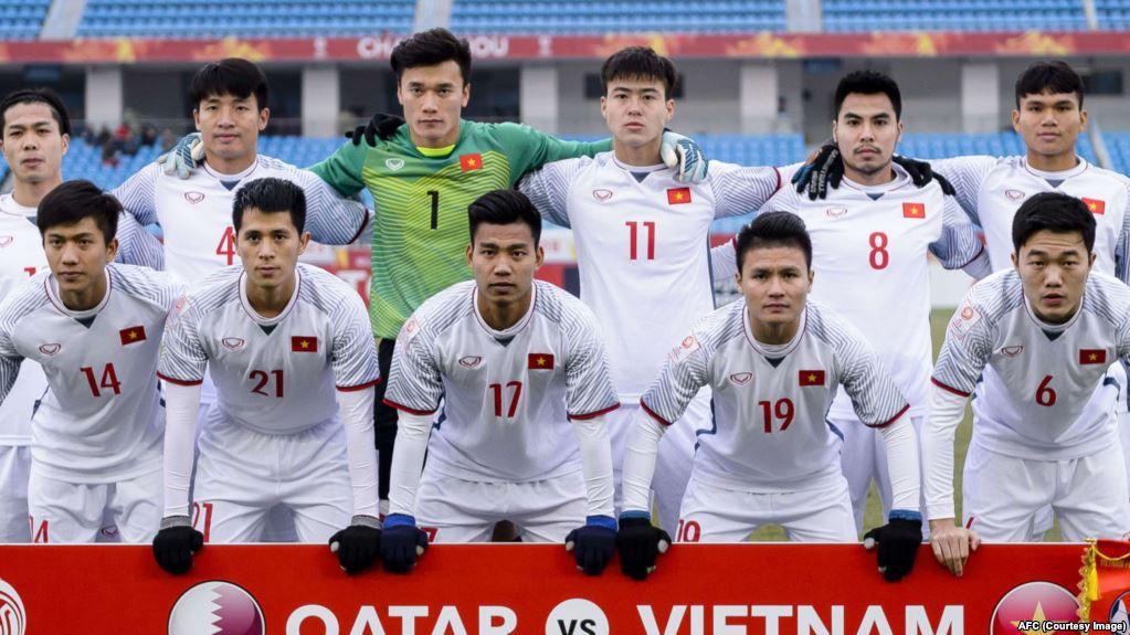 Đội tuyển bóng đá U23 Việt Nam - Ảnh: Internet.