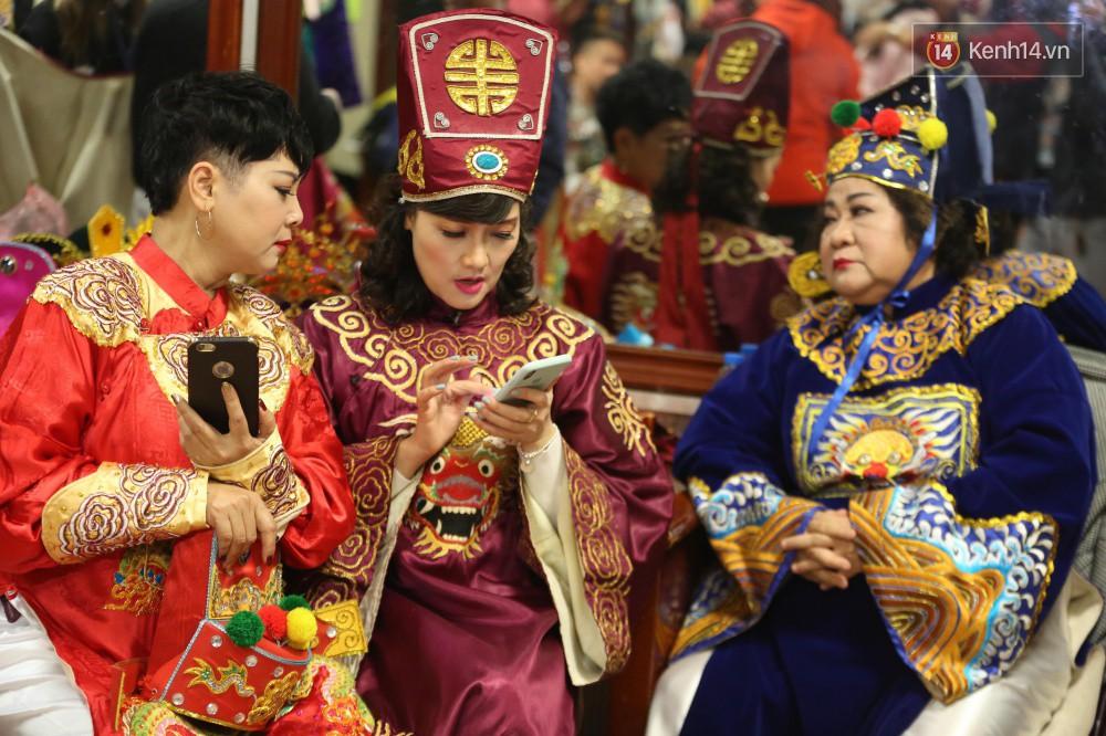 Đặc biệt, Táo Quân 2018 có sự quay trở lại của nghệ sĩ Minh Vượng và Minh Hằng.