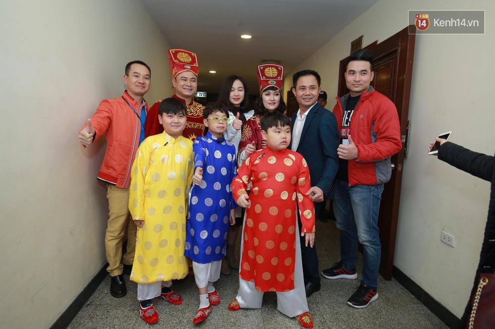 Hai con trai của Xuân Bắc - Bi béo và Minh bủm cũng sẽ tham gia Táo Quân 2018.