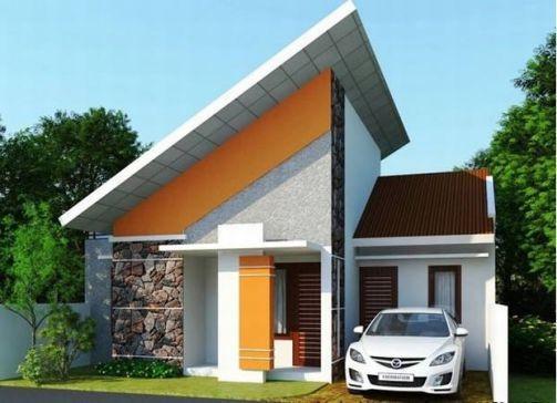 Trên diện tích 120m2, căn nhà cấp 4 gồm 1 phòng khách, 2 phòng ngủ, không gian bếp và gara để xe tiện lợi. Ảnh: Bannhabinhduong.