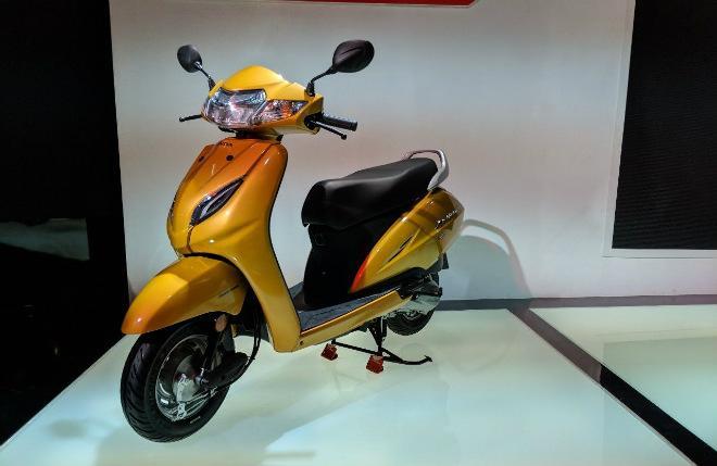 Honda Activa 5G vừa ra mắt giá chỉ 18 triệu đồng.